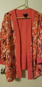 Maggie Barnes Jacket from Catherines